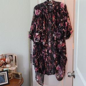 Beautiful Zanzea XL Kimono 👘
